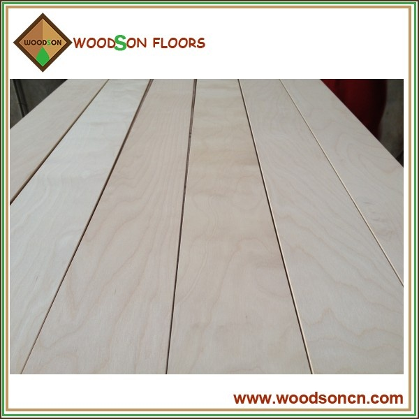 Engineered Maple Hardwood Floor