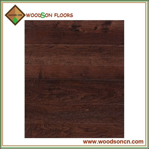 Walnut Hickory Solid Hardwood Floor