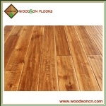 Distressed Nature White Oak Engineered Flooring