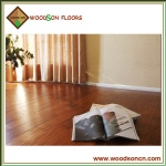 Brown Birch Engineered Flooring