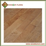 Solid Birch Hardwood Floor