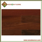 Smooth Ipe Solid Hardwood Floor