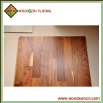 Brown Walnut Engineered Wood Flooring